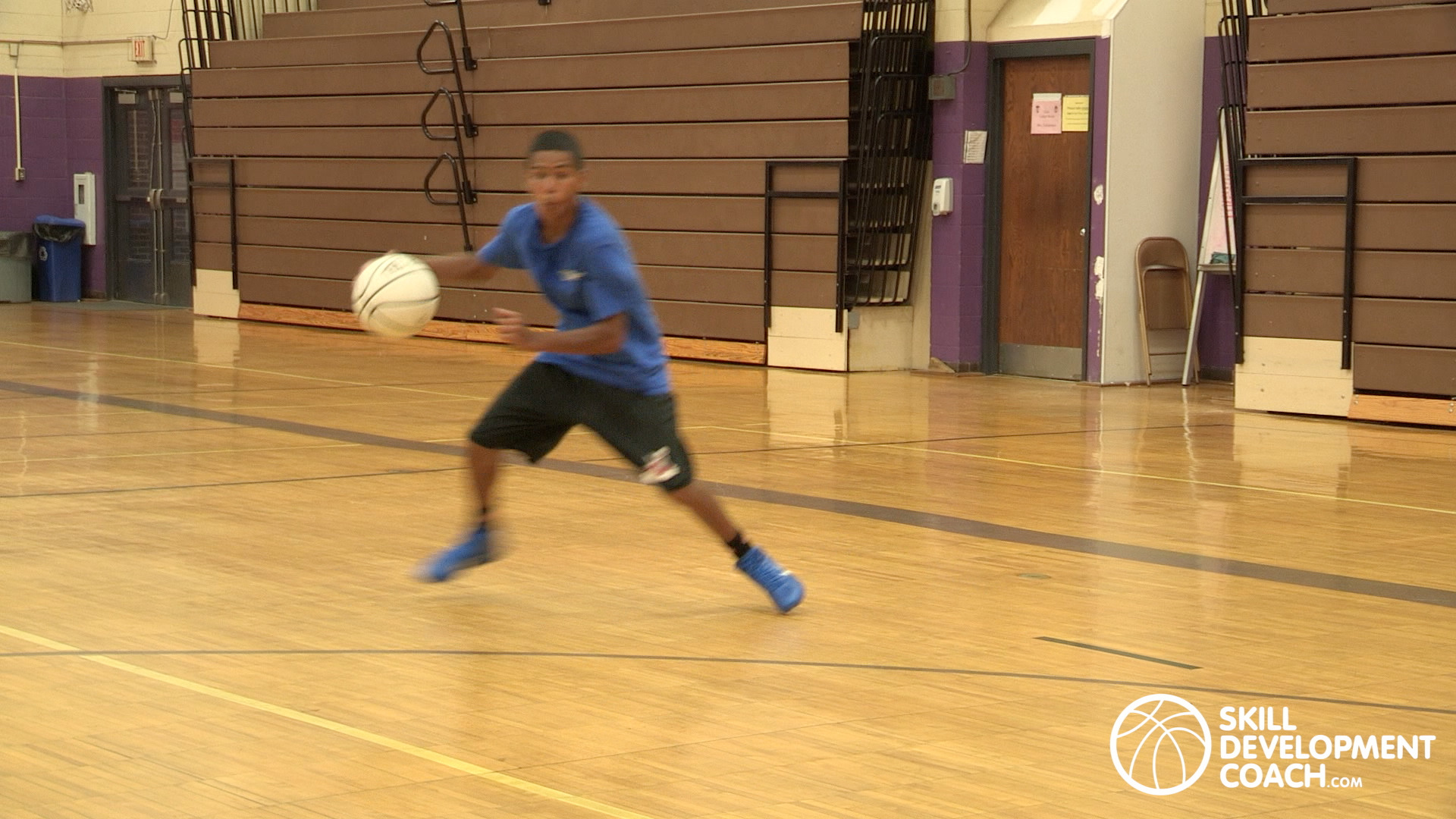 SIlhouette - Ball Handling - Cristian