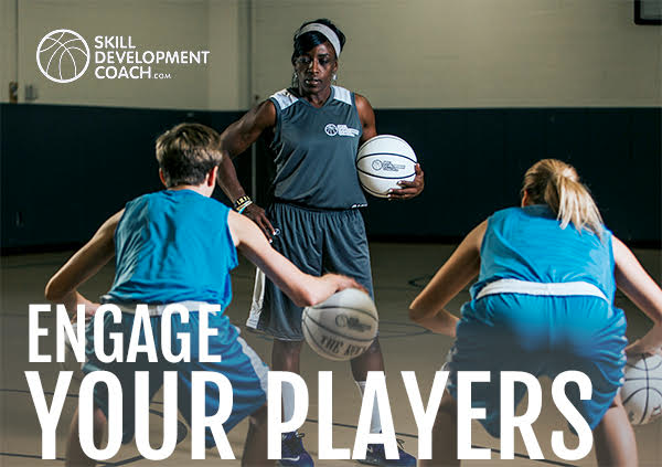ENGAGE YOUR PLAYERS