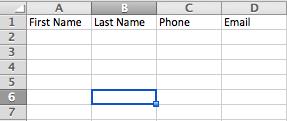 Excel Sheet Image
