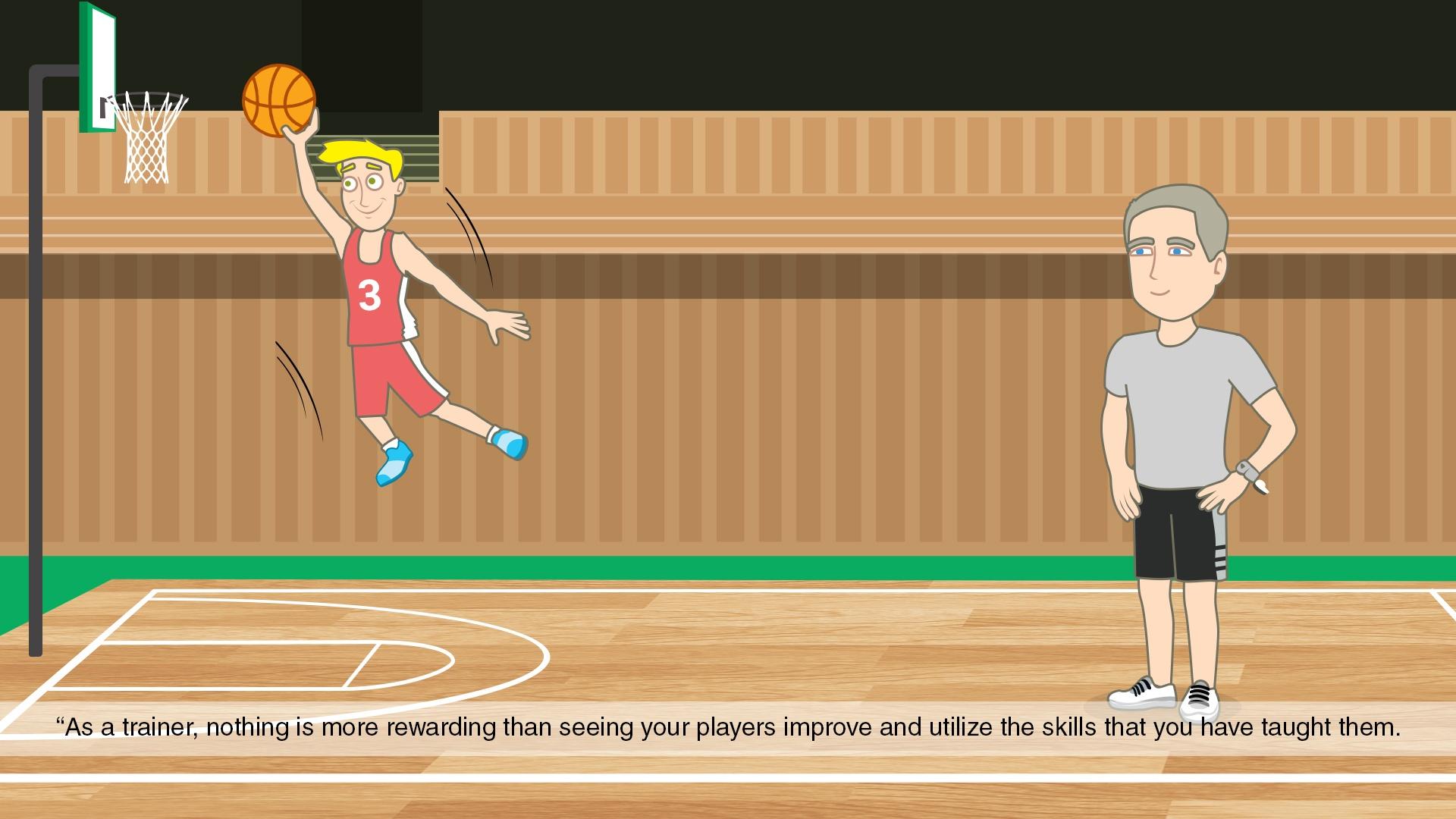 Video 3 - Trainer Rewarding