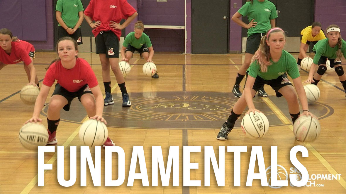 The Basketball Fundamentals Are Not For Beginners